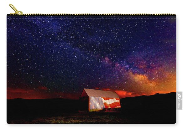 Huntsville Barn Carry-all Pouch