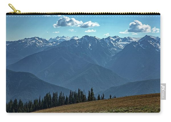 Hurricane Ridge Carry-all Pouch