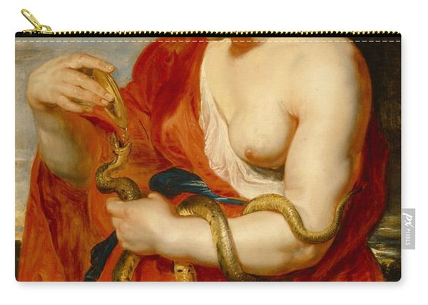 Hygeia - Goddess Of Health Carry-all Pouch