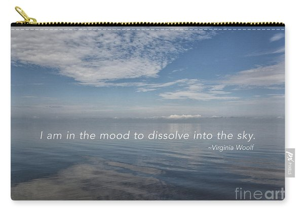 I Am In The Mood Carry-all Pouch