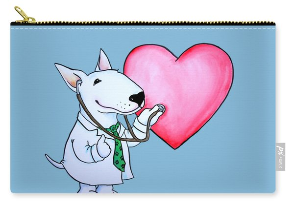 I Am Your Dogtor Carry-all Pouch