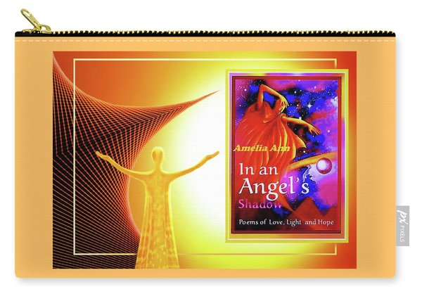 In  An Angel's Shadow . . .  Carry-all Pouch
