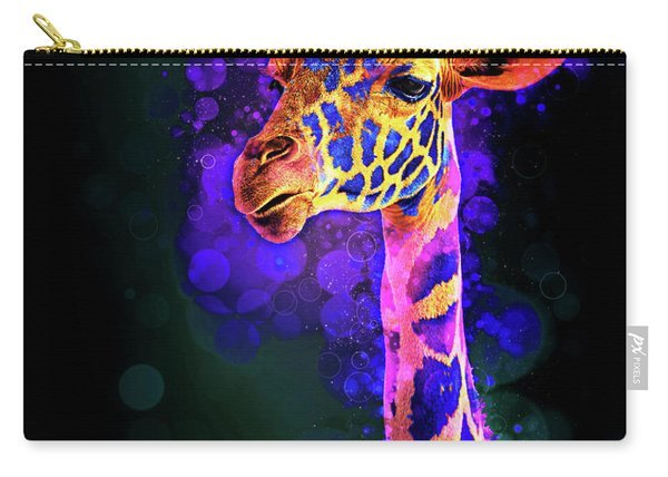 I Dreamt A Giraffe Carry-all Pouch