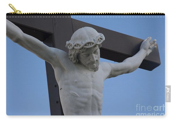 I Found Jesus Carry-all Pouch