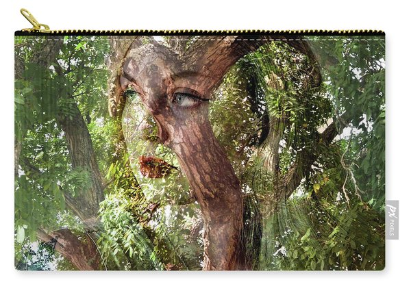 I See Myself In Nature Carry-all Pouch