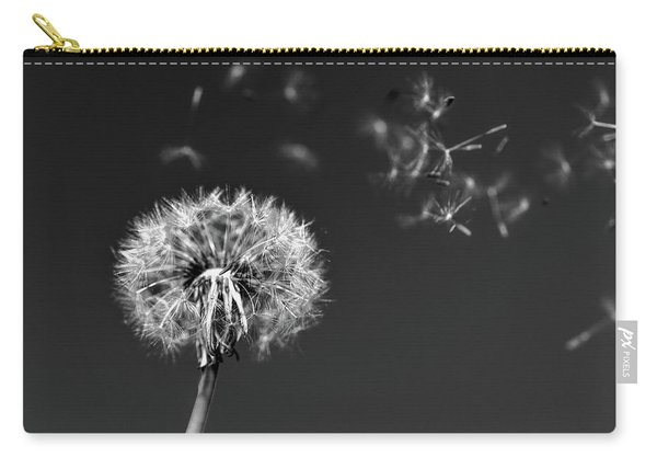 I Wish I May I Wish I Might Love You Carry-all Pouch