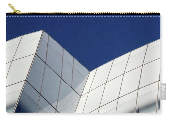 Carry-all Pouch featuring the photograph Iac Sky by Eric Lake