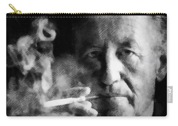 Ian Fleming Author Carry-all Pouch