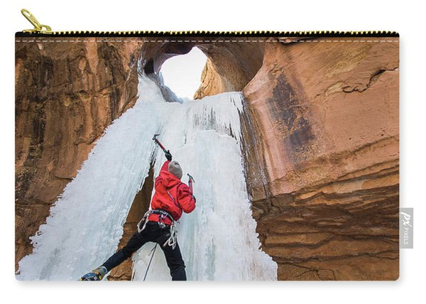 Ice Climber Carry-all Pouch
