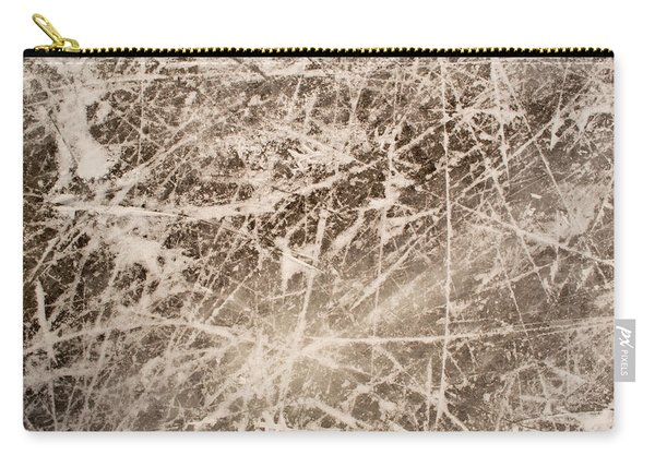 Ice Skating Marks Carry-all Pouch