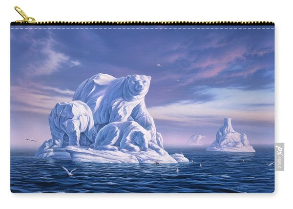 Icebeargs Carry-all Pouch