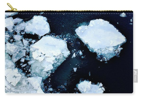 Iced Beauty #1 Carry-all Pouch