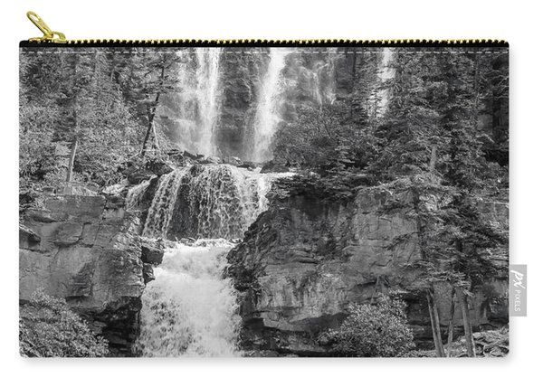 Icefields Waterfall Carry-all Pouch