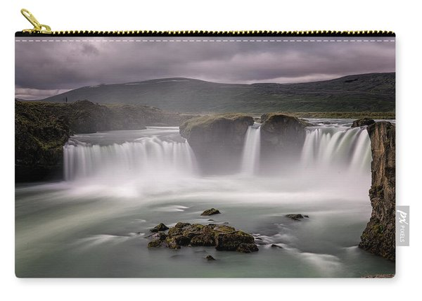 Iceland Waterfall Carry-all Pouch
