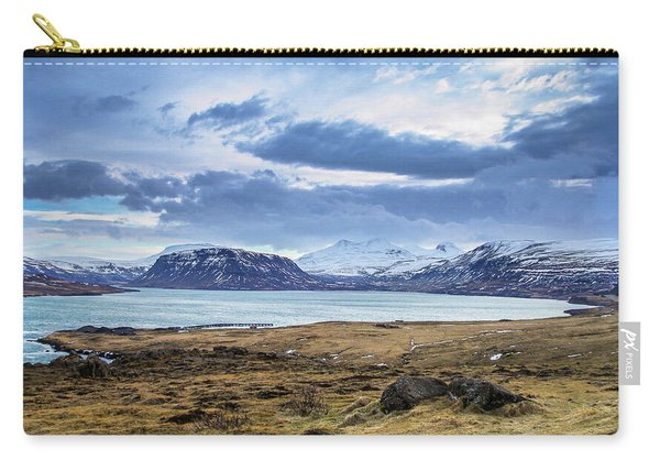 Icelandic Blues Carry-all Pouch