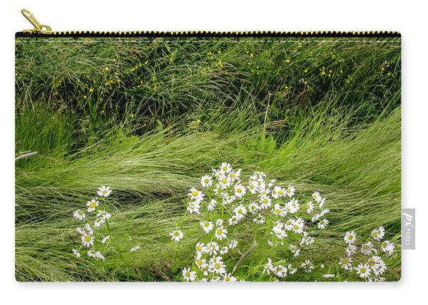 Icelandic Daisies Carry-all Pouch