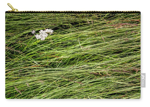 Icelandic Summer Flowers Carry-all Pouch