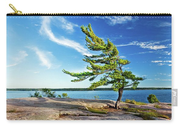 Iconic Windswept Pine Carry-all Pouch