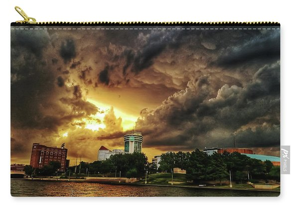 Ict Storm - From Smrt-phn Carry-all Pouch