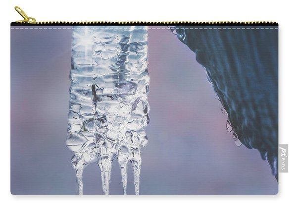 Icy Beauty Carry-all Pouch