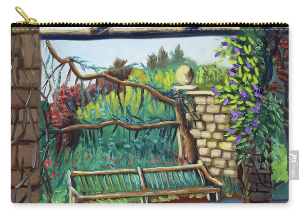 Idaho Botanical Gardens Carry-all Pouch
