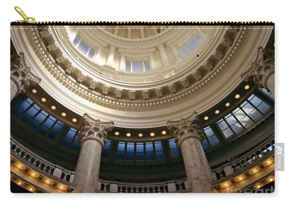 Idaho Capitol Half Dome Carry-all Pouch