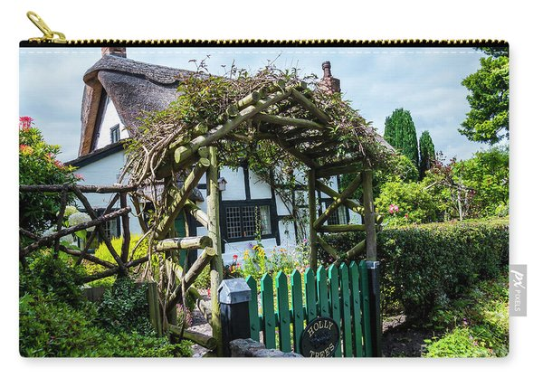 Idyllic Holly Trees Cottage Carry-all Pouch