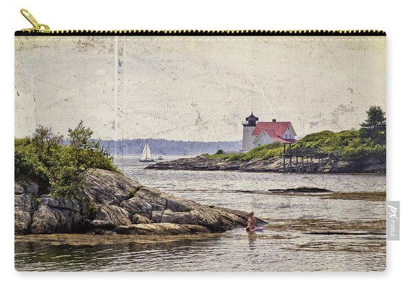 Idyllic Summer Days Carry-all Pouch