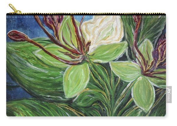 Ifit Flower Guam Carry-all Pouch