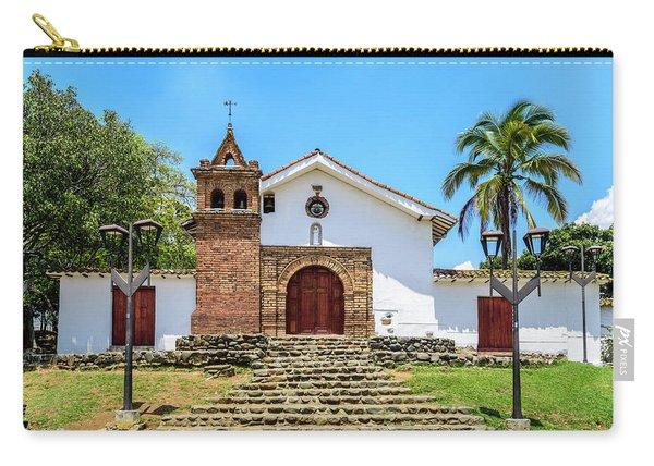 Iglesia De San Antonio Carry-all Pouch
