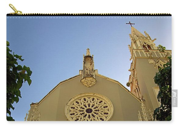 Iglesia San Jorge Carry-all Pouch