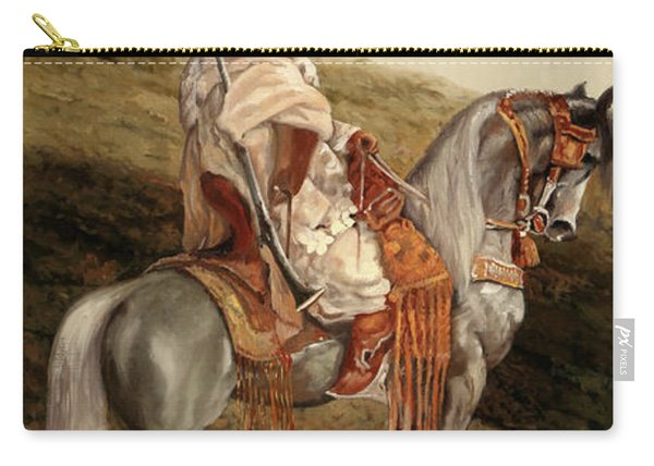 Il Cavaliere Carry-all Pouch