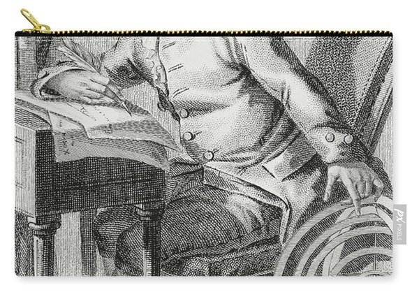 Immanuel Kant Carry-all Pouch