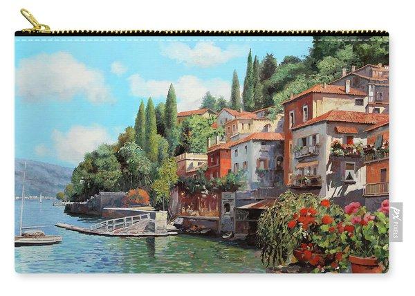 Impressioni Del Lago Carry-all Pouch