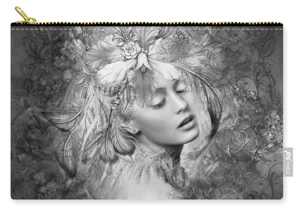 Impressionistic Beauty 02 Carry-all Pouch