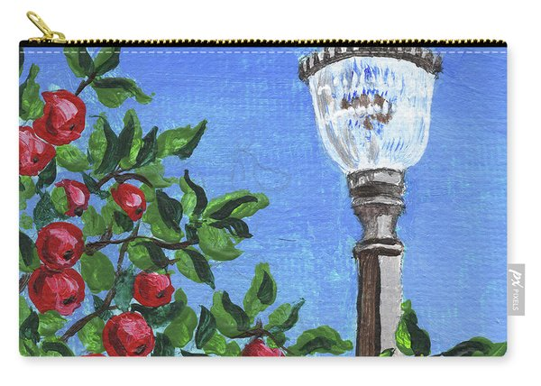 Impressionistic Landscape Xxxv Carry-all Pouch