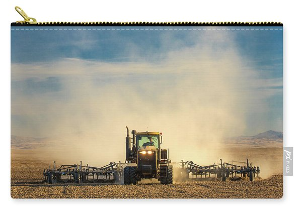 In A Cloud Of Dust Carry-all Pouch