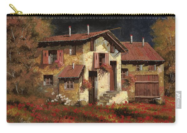 In Campagna La Sera Carry-all Pouch
