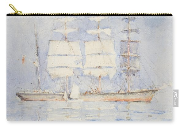 In Falmouth Bay Carry-all Pouch