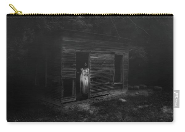 In Fear She Waits Carry-all Pouch
