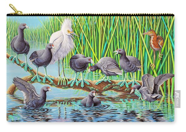 in Kahoots with Coots Carry-all Pouch