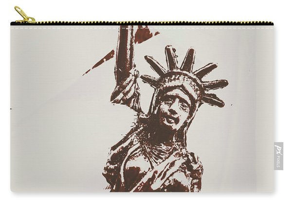In Liberty Of New York Carry-all Pouch