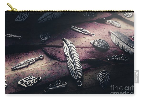 In Light Of Nature Icons Carry-all Pouch