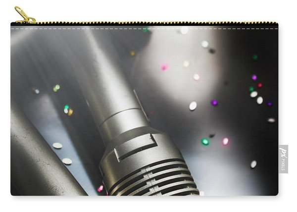 In Lights And Glitter Carry-all Pouch