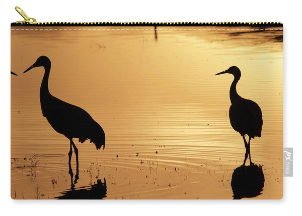 Carry-all Pouch featuring the photograph In Love Again by Michael Lucarelli