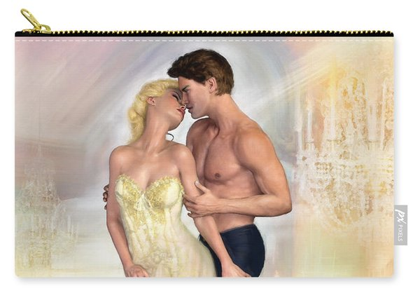 In Love Carry-all Pouch