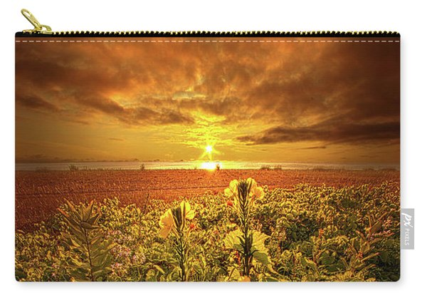 In Remembrance Carry-all Pouch