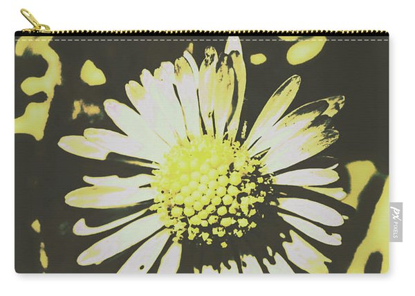 In Retro Spring Carry-all Pouch