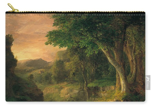 In The Berkshires Carry-all Pouch