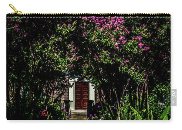 In The Garden - The Hermitage Carry-all Pouch